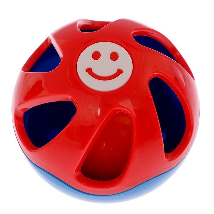 Развивающая игрушка «Шар цветной», цвета МИКС