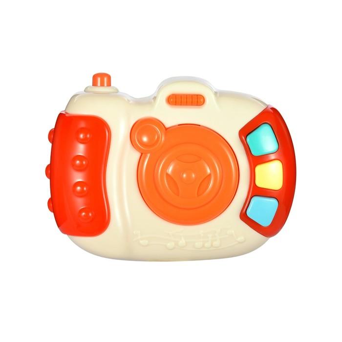Музыкальная игрушка «Фотоаппарат»