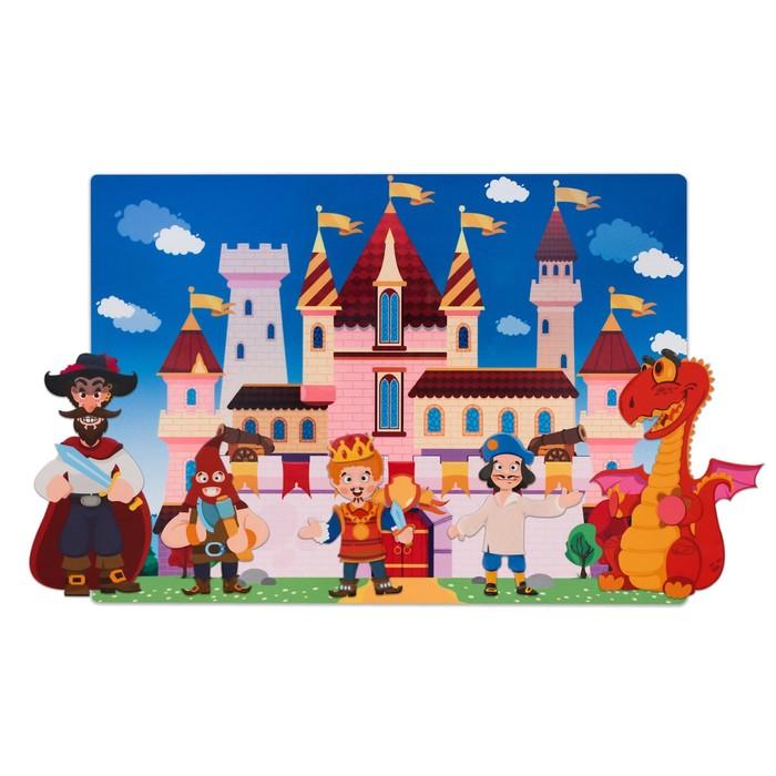 Магнитная игра Mr. Bigzy «Сказки Царство»