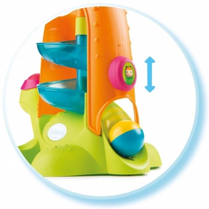 """Развивающая игрушка Cotoons """"Черепашка с шариками"""""""