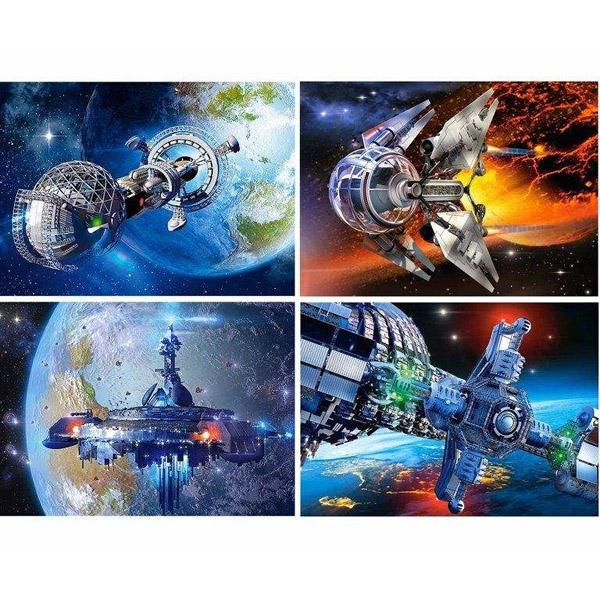 Пазлы Castorland Космос, 120 элементов