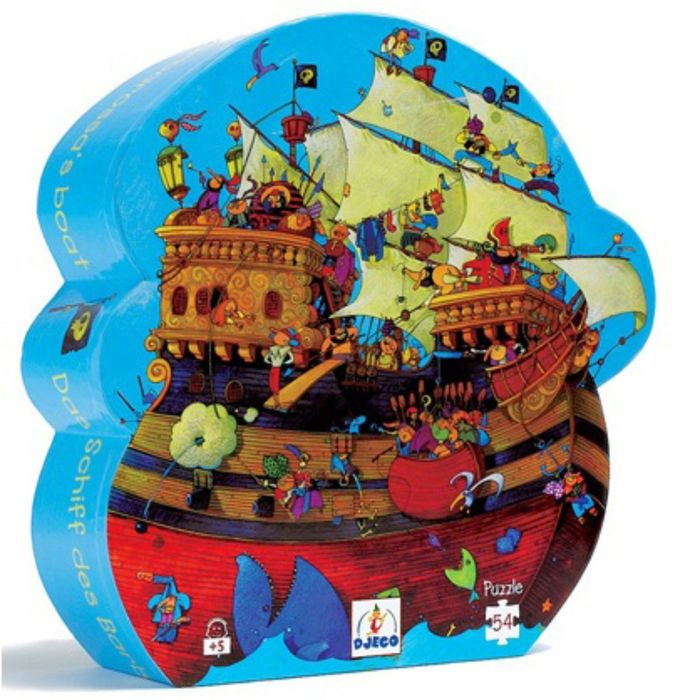 Пазл «Корабль Барберус»