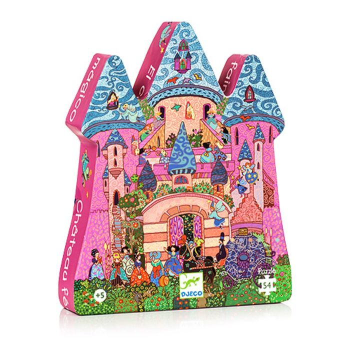 Пазл «Сказочный замок»
