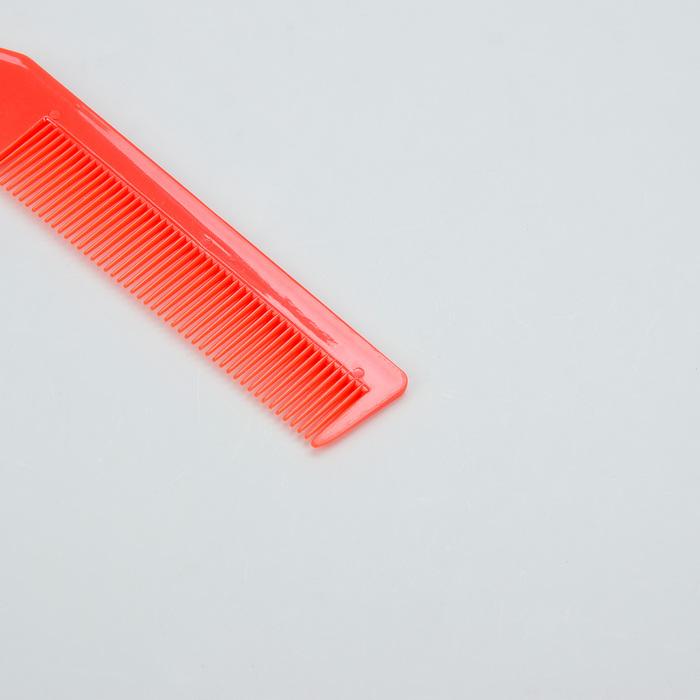 Филировка с расчёской, цвет МИКС