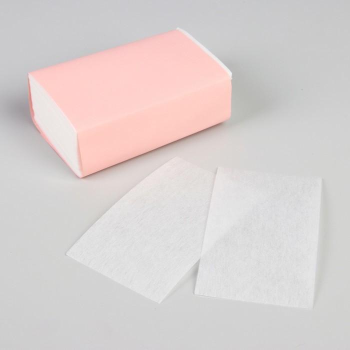 Бумага для мелирования и химической завивки, 11,5 × 6,5 см, 100 листов