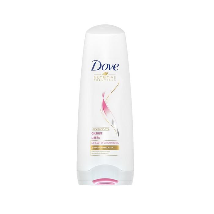 """Бальзам-ополаскиватель для волос Dove """"Сияние цвета"""" для окрашенных, 200 мл"""