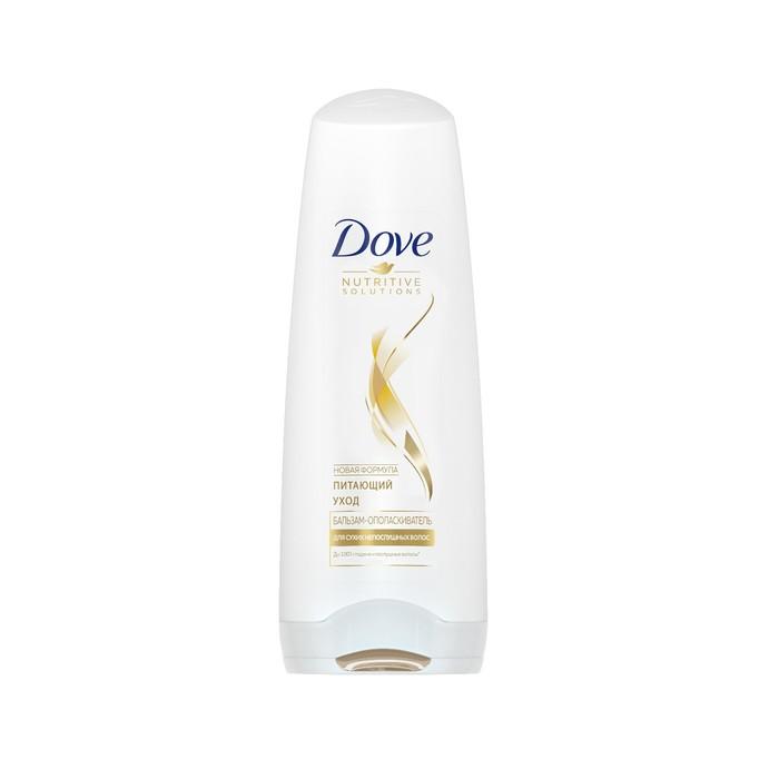 "Бальзам-ополаскиватель для волос Dove Hair Therapy ""Питающий уход"", 200 мл"