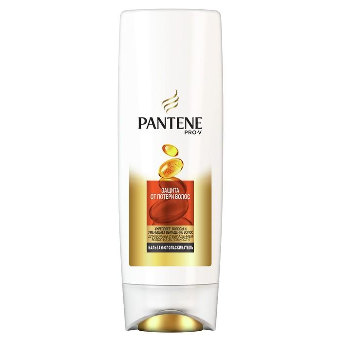 Бальзам-ополаскиватель Pantene «Защита от потери волос», 200 мл