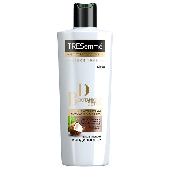 Кондиционер для волос Tresemme Botanique Detox Увлажняющий, 400 мл
