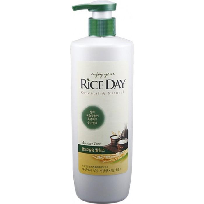 Кондиционер CJ Lion Rice Day для нормальных волос Увлажняющий, 550мл