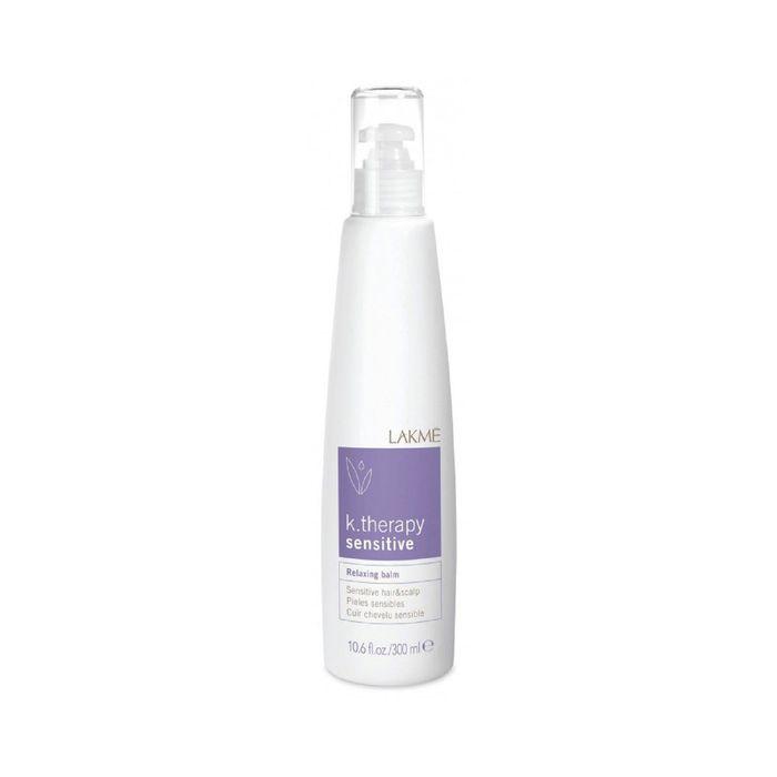 Успокаивающий бальзам для чувствительной кожи головы и волос Lakme K.Therapy Sensitive, 300 мл