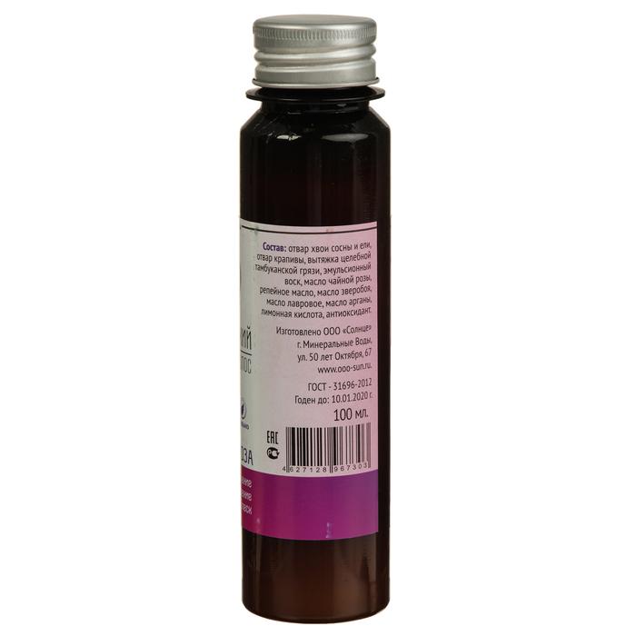 Тамбуканский бальзам для волос «Чайная роза», 100 мл