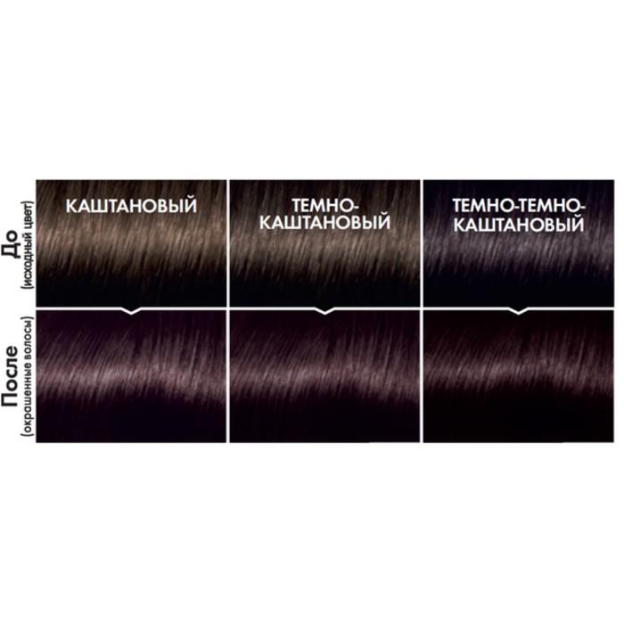 Краска для волос L'Oreal Casting Creme Gloss, без аммиака, тон 302, Ледяной фраппучино