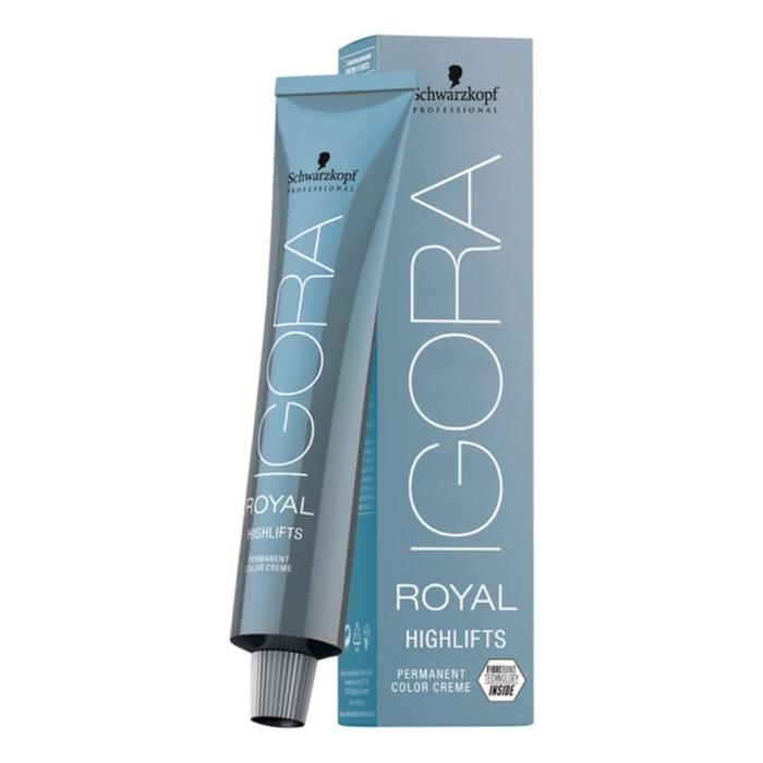 Крем-краска для волос Igora Royal 10-0 Экстрасветлый блондин натуральный, 60 мл