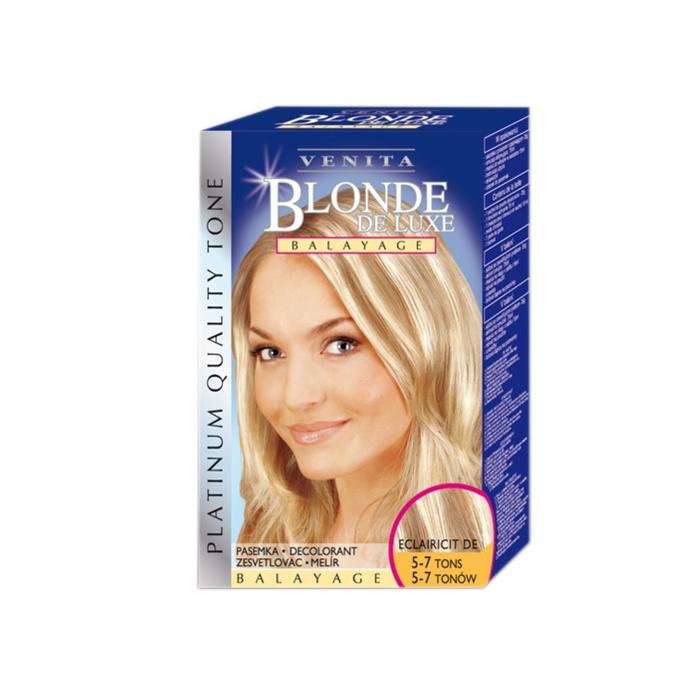 Осветлитель для волос Venita Blonde De Luxe Balayage Venita