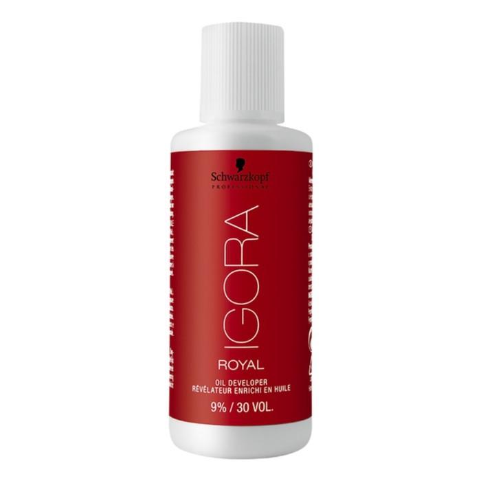 Лосьон-окислитель Igora Royal на масляной основе 9%, 60 мл