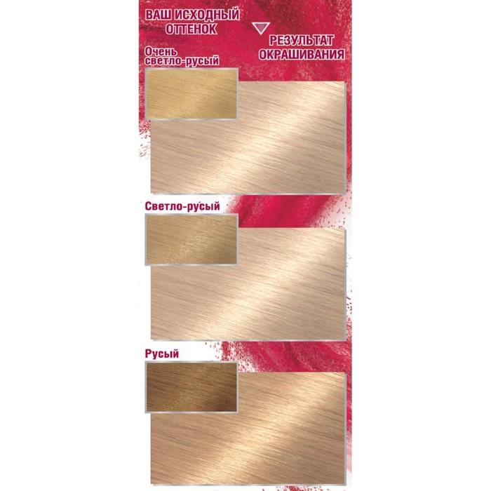 Краска для волос Garnier Color Sensation «Роскошный цвет», тон 10.21, перламутровый шелк