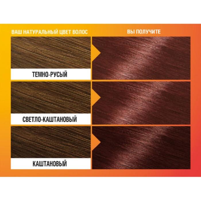 Краска для волос Garnier Color&Shine, без аммиака, тон 5.50, сочная вишня