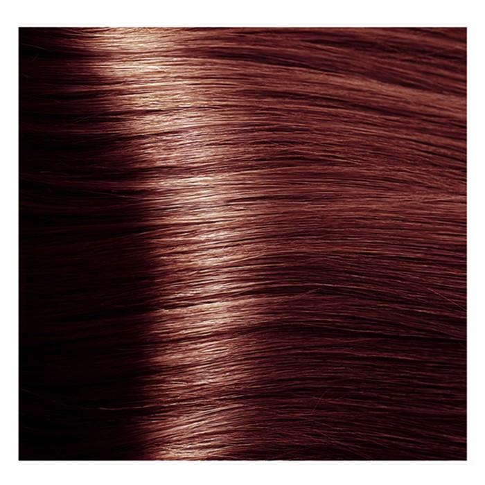 Крем-краска 5.43 Светло-коричневый медно-золотистый Studio Professional с экстрактом женьшеня и рисовыми протеинами, 100 мл