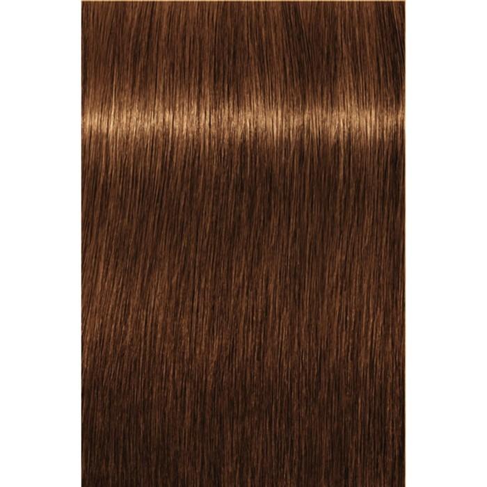 Перманентный крем-краситель Indola Red & Fashion 6.80 Темный русый шоколадный натуральный, 60 мл