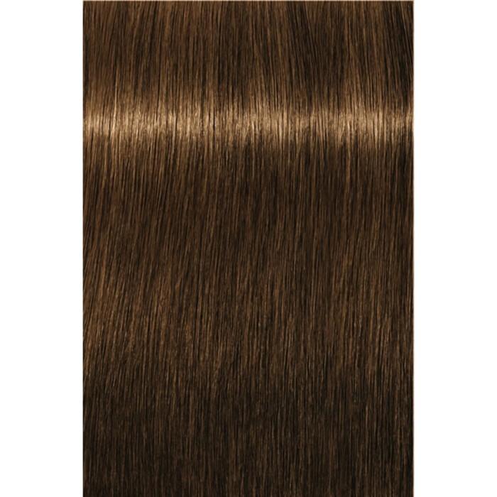 Перманентный крем-краситель Indola Natural & Essentials 5.3 Светлый коричневый золотистый, 60 мл