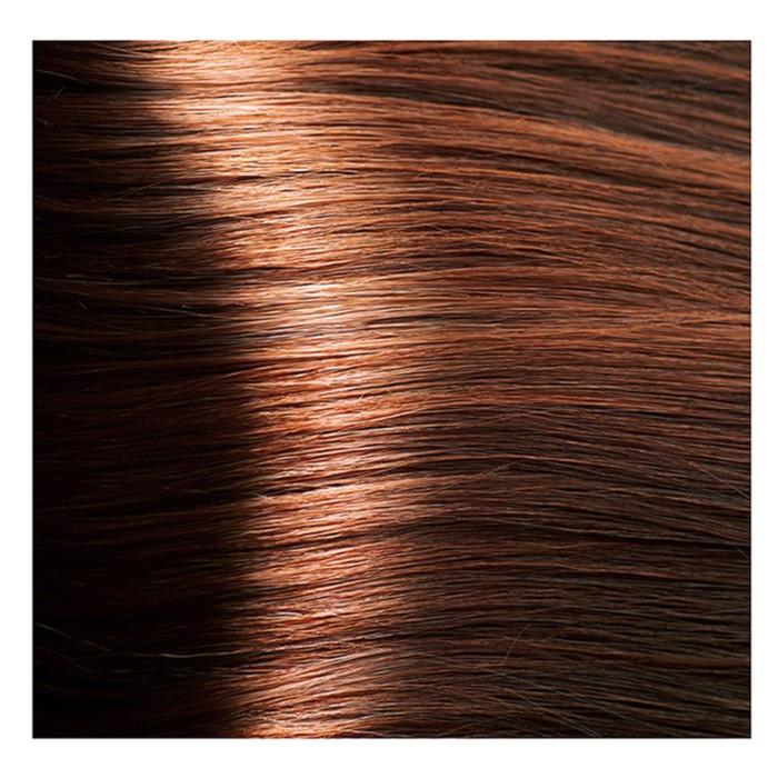 Крем-краска 7.45 Медно-махагоновый блонд Studio Professional с экстрактом женьшеня и рисовыми протеинами, 100 мл