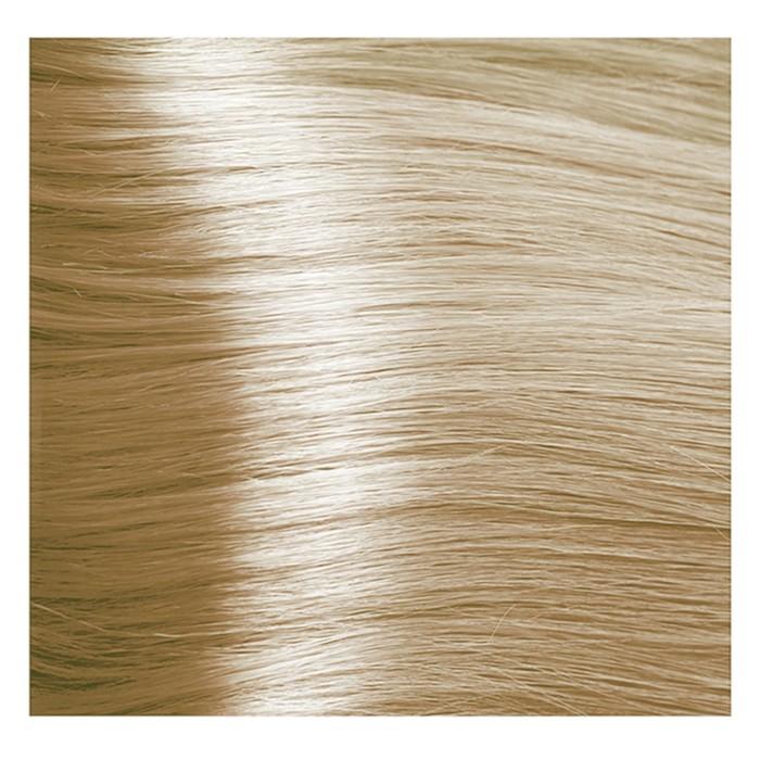Крем-краска 9.02 Очень светлый прозрачно-фиолетовый блонд Studio Professional с экстрактом женьшеня и рисовыми протеинами, 100 мл