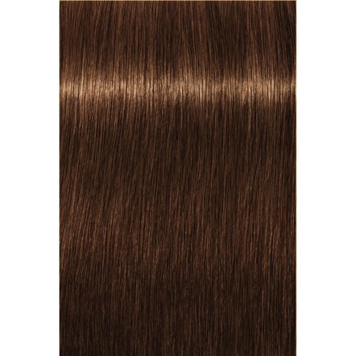 Перманентный крем-краситель Indola Natural & Essentials 6.35 Темный русый золотистый махагон, 60 мл