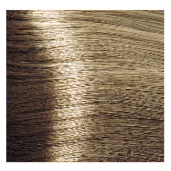Крем-краска 8.13 Светлый холодный бежевый блонд Studio Professional с экстрактом женьшеня и рисовыми протеинами, 100 мл