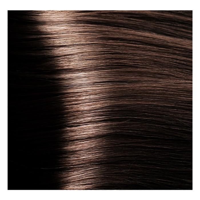 Крем-краска 6.03 Тёплый тёмный блонд Studio Professional с экстрактом женьшеня и рисовыми протеинами, 100 мл