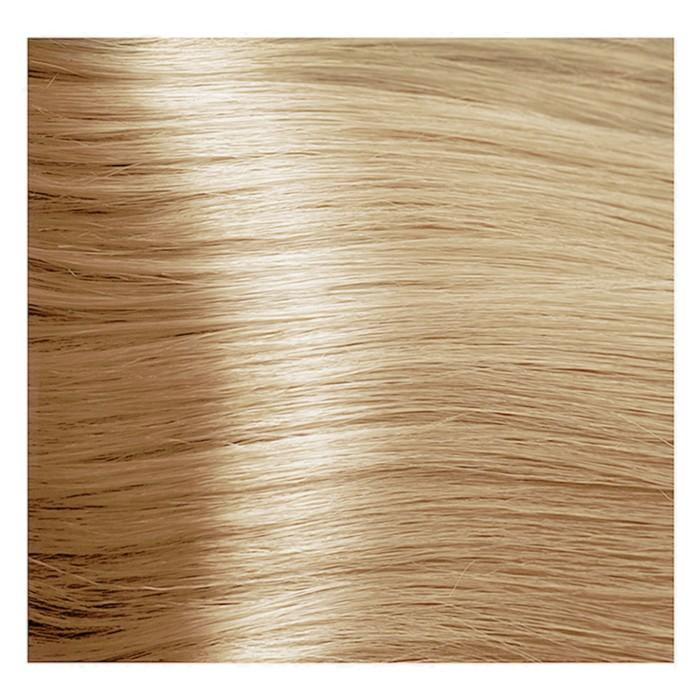 Крем-краска 903 Ультра-светлый золотой блонд Studio Professional с экстрактом женьшеня и рисовыми протеинами, 100 мл