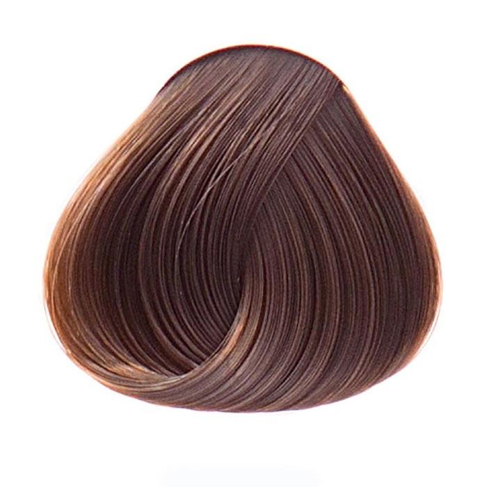 Стойкая краска для волос Permanent color cream Profy Touch, тон 7.0, светло-русый, 60 мл