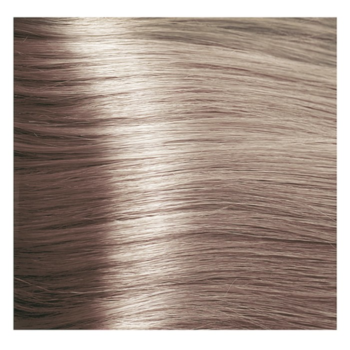 Крем-краска для волос Kapous с гиалуроновой кислотой, 9.23 Очень светлый блондин, перламутровый, 100 мл