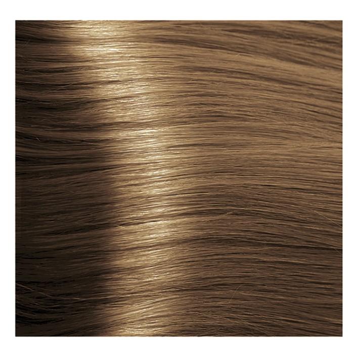 Крем-краска для волос Kapous с гиалуроновой кислотой, 7.3 Блондин золотистый, 100 мл