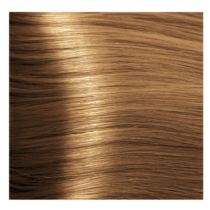 Крем-краска для волос Kapous с гиалуроновой кислотой, 9.8 Очень светлый блондин, корица, 100 мл