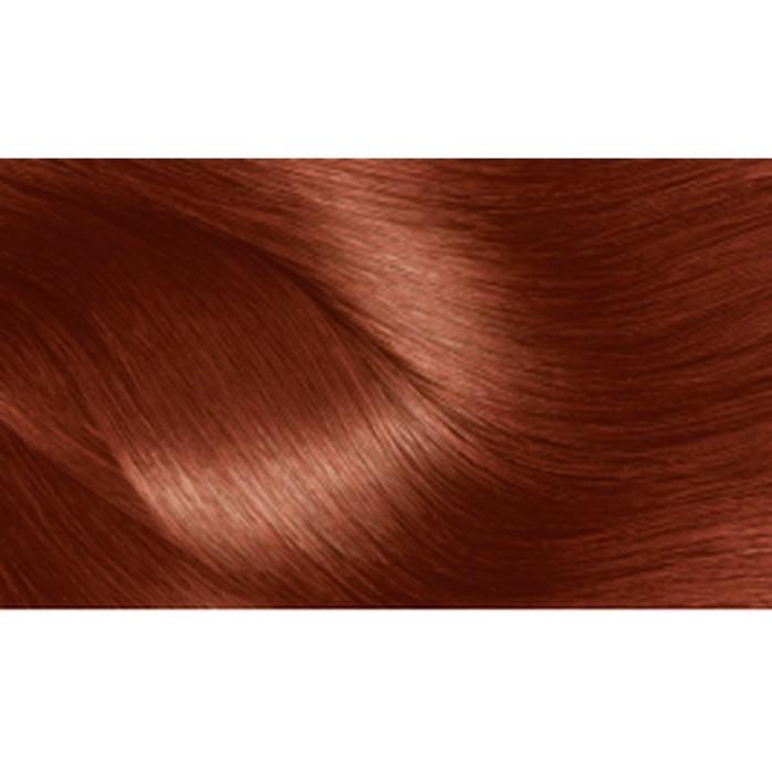 Крем-краска для волос L'Oreal Excellence, оттенок 6.46, благородный красный