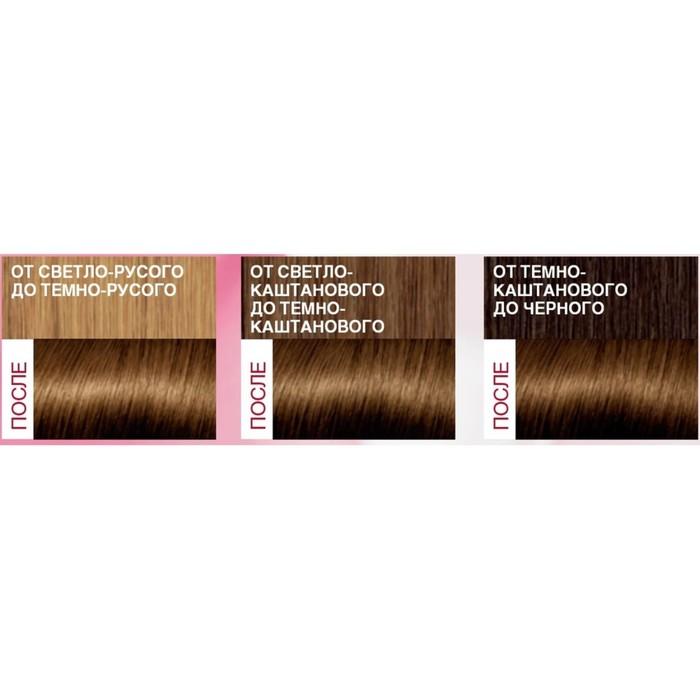 Красящий крем для волос L'Oreal Excellence Creme с тройной защитой, оттенок 400 «Каштановый»