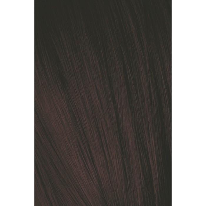 Крем-краска для волос Igora Royal 3-68 Темный коричневый шоколадный красный, 60 мл