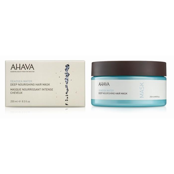Интенсивная питательная маска для волос Ahava Deadsea Water, 250 мл
