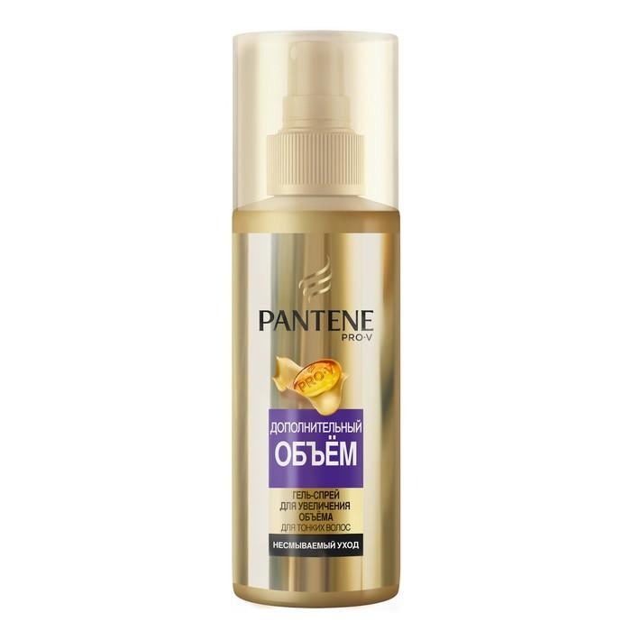 Спрей-гель для волос Pantene «Дополнительный объём», для тонких волос, 150 мл