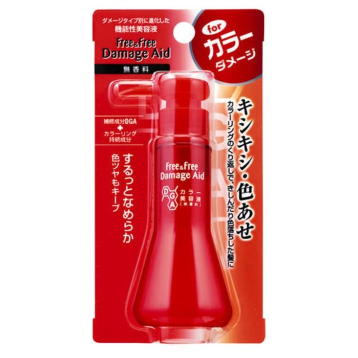 Сыворотка-гель для окрашенных волос Free&Free Serum Water Hair, 70 мл
