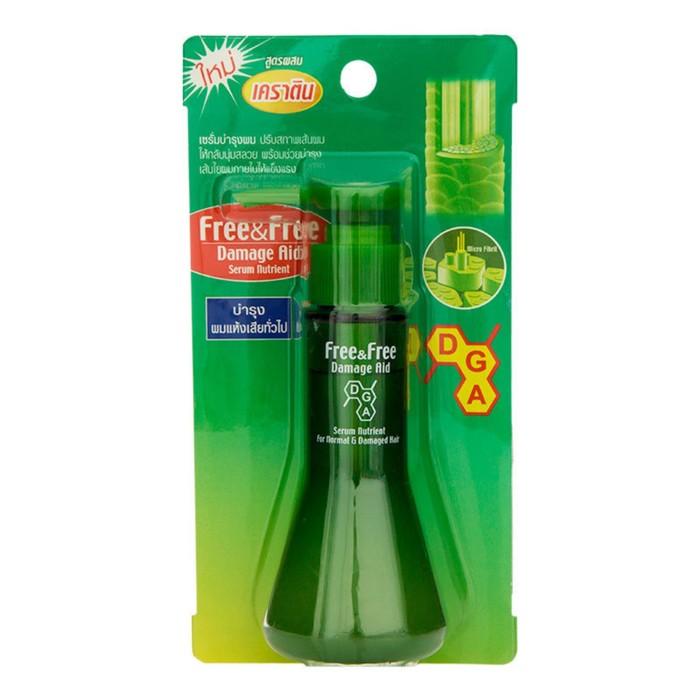 Сыворотка-гель для нормальных волос Free&Free Serum Water Hair, 70 мл