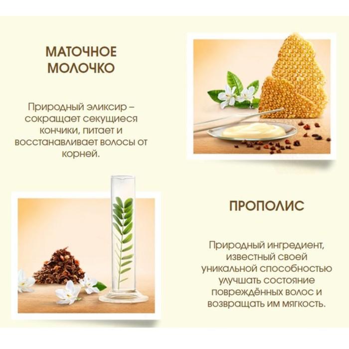 Крем-масло Garnier Botanic Therapy «Прополис и маточное молоко», для поврежденных и секущихся волос, 200 мл