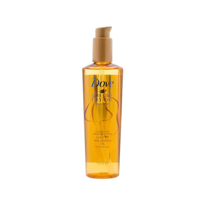 Сухое масло для волос Dove Advanced Hair Series «Преображающий уход», 100 мл