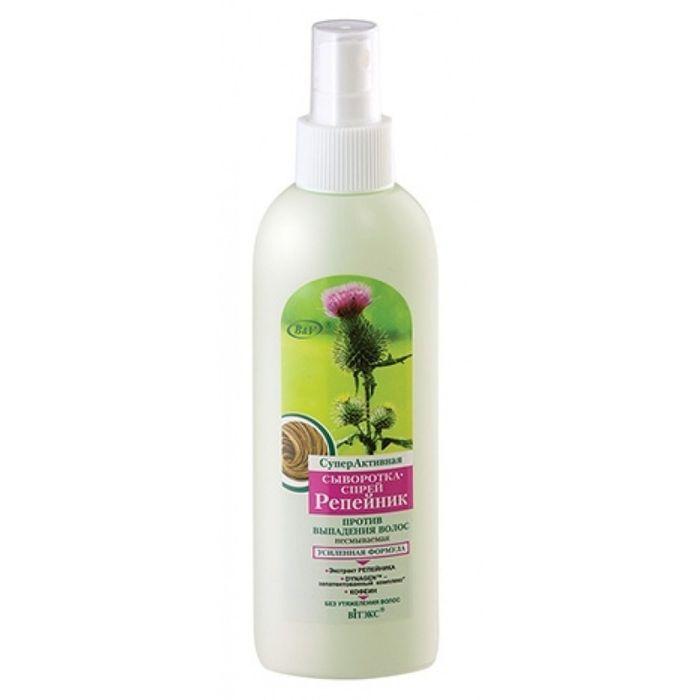 Сыворотка-спрей против выпадения волос Bitэкс, репейник, 200 мл