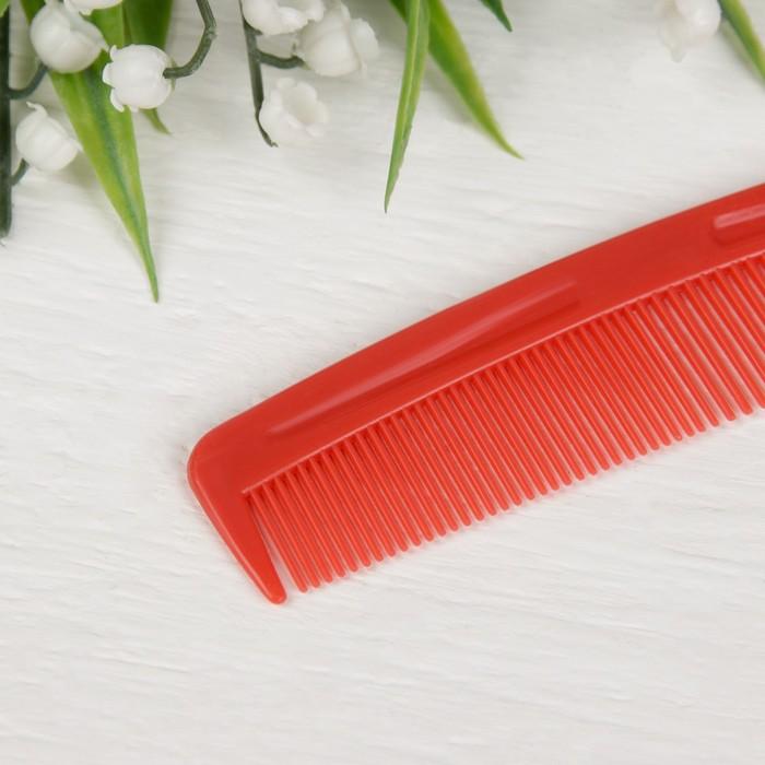 Расчёска, цвет МИКС