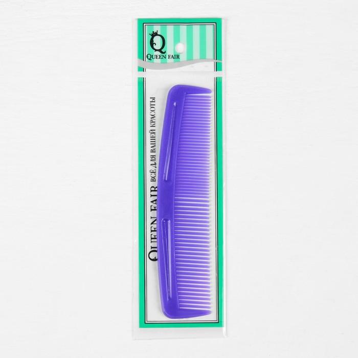 Расчёска комбинированная, цвет МИКС