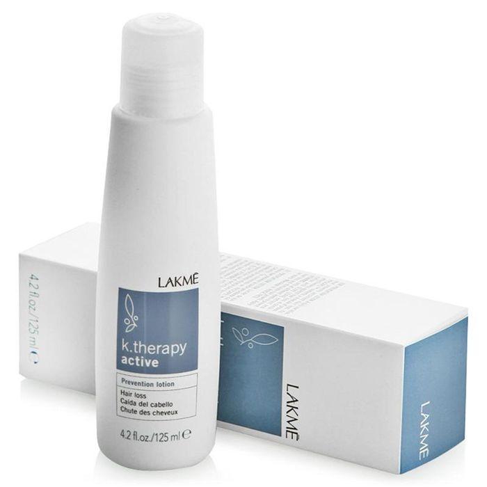 Лосьон Lakme k.therapy Prevention hair loss, предотвращает выпадение волос, 125 мл