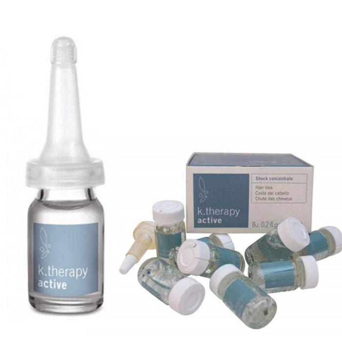 Концентрированное средство интенсивного воздействия против выпадения волос Lakme, 8х6 мл