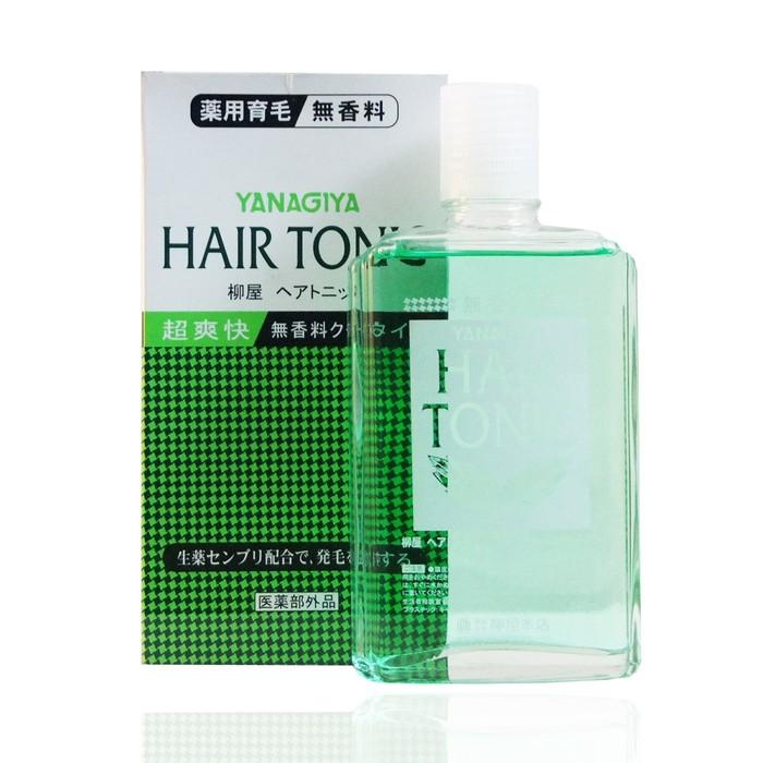 Тоник для роста волос Yanagiya Hair Tonic, 240 мл